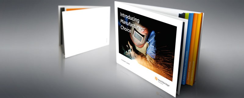 Manufacturers' choice booklet.