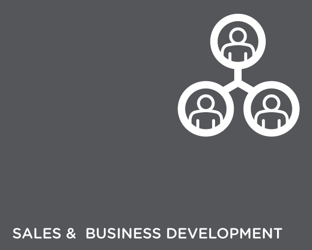 SALES & BUSINESS DEVELOPMENT